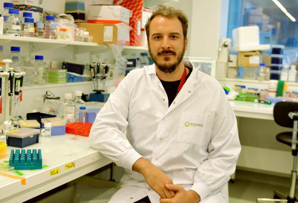 Thomas Farge travaille sur les leucémies myéloïdes aiguës (photo : DDM - NATHALIE SAINT-AFFRE)