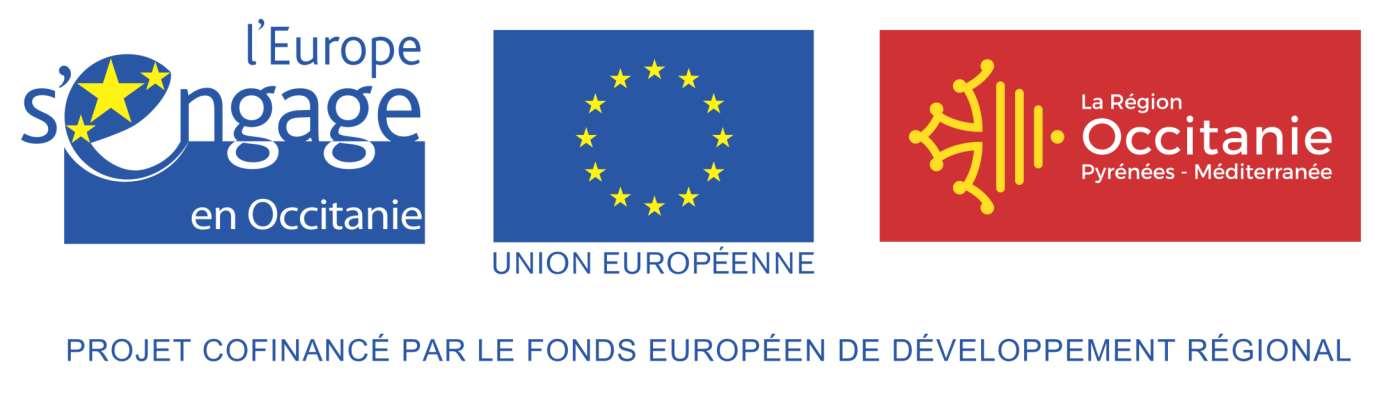 FEDER - Europe -Occitanie